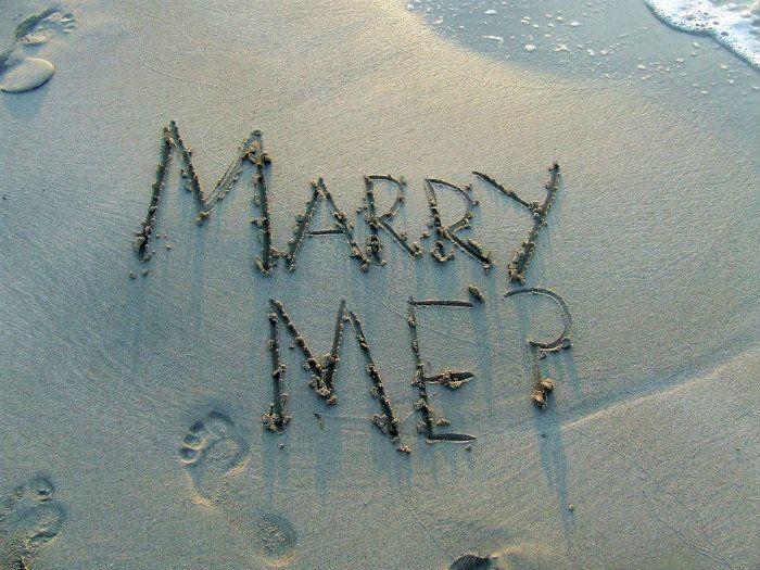 Proposta di matrimonio: 9 idee originali - Lo Zerbo