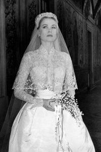 abiti da sposa tendenze Grace Kelly