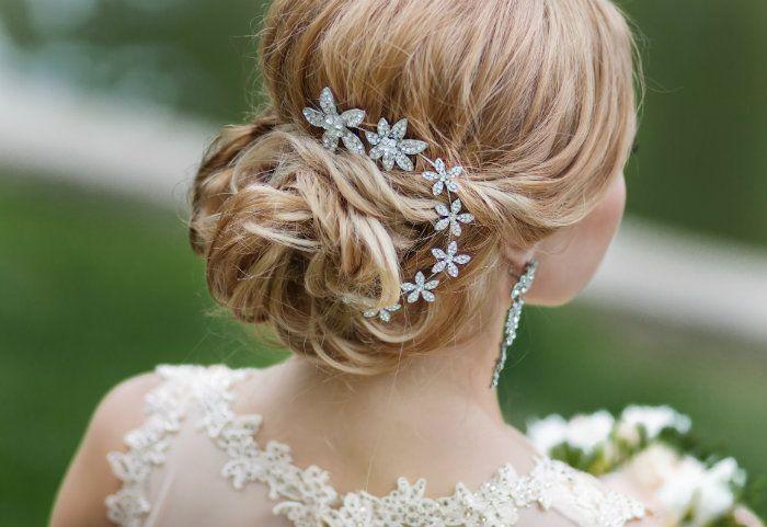 Acconciature da sposa, guida sulle nuove tendenze