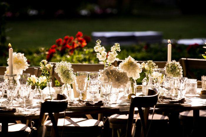 Addobbi di matrimonio: idee originali per le tue nozze