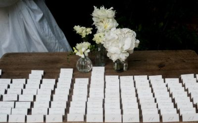 Segnaposto matrimonio: idee originali ed eleganti per tutti gli stili